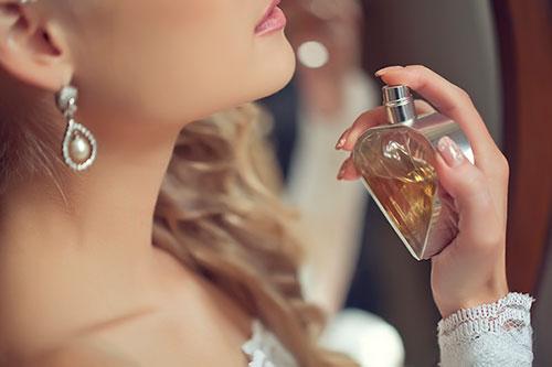 На какие участки тела наносить аромат