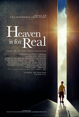 Небеса реальны / Heaven Is for Real