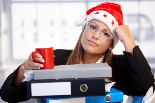 Безболезненный переход от праздников к рабочим будням