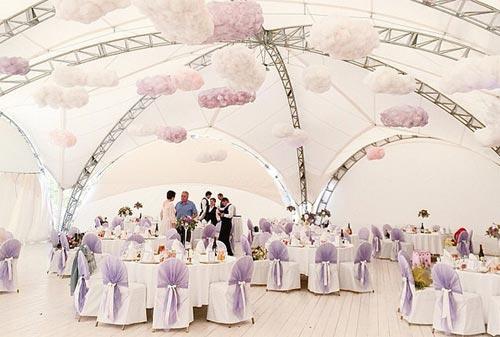8 причин отпраздновать свадьбу в шатре