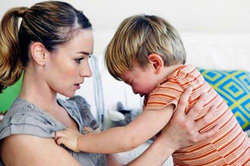 Почему дети устраивают истерики?