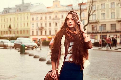 Популярная одежда для повседневности