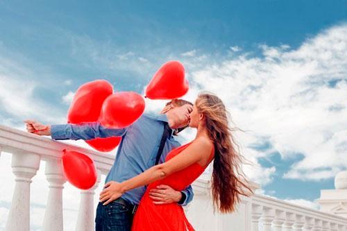Праздник влюбленных сердец