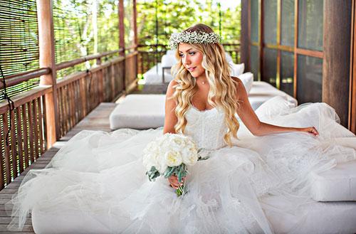 Как правильно купить пышное свадебное платье