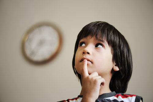 Ребёнок и пунктуальность. Как совместить