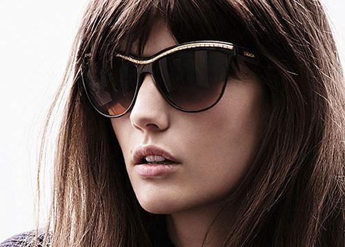 Солнцезащитные очки Escada: дерзость в квадрате