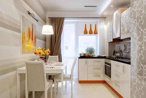 Стилевое разнообразие при оформлении интерьера кухни