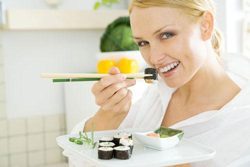 Суши - полезно и питательно