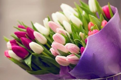 Цветы дарят аромат и счастье