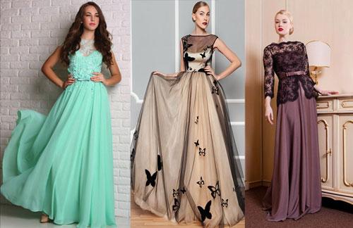 Вечернее платье: выбираем правильно