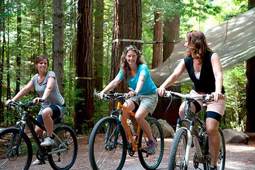 Виды физической активности у женщин