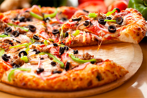 особенностей пиццерии Папа Джон