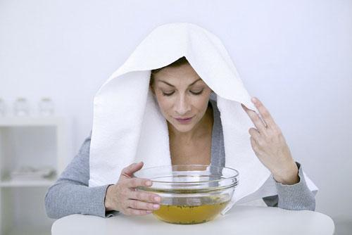 5 лучших ингаляций при простуде