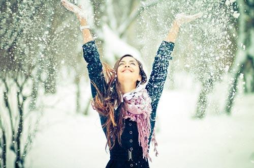 8 способов развлечь себя зимой
