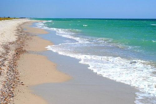 Джарылгач: райский остров в Черном море
