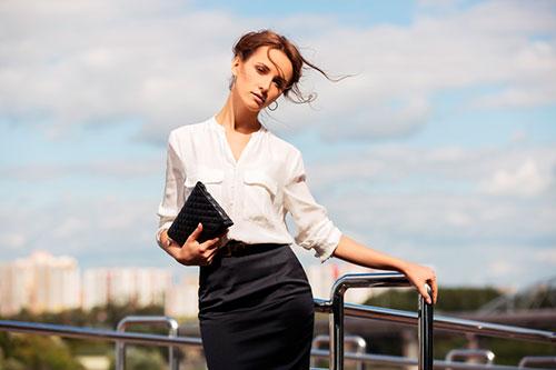 Гардероб бизнес-леди: советы и рекомендации