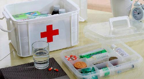 Как сделать домашнюю аптечку