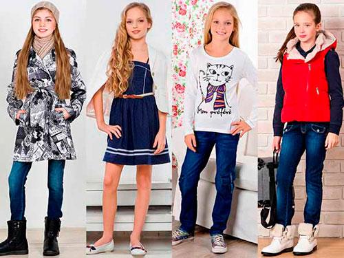 Как подобрать гардероб девочке для разных случаев и сезонов