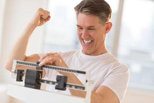 Как похудеть мужчине?