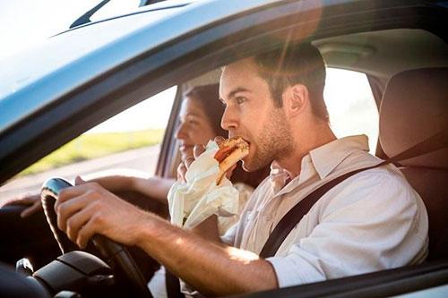 Как сохранить здоровье за рулем?