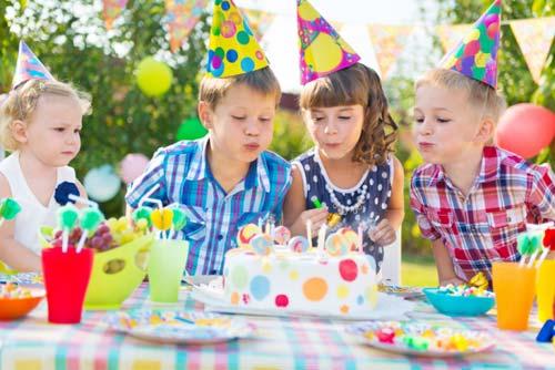 Как устроить праздник детям?