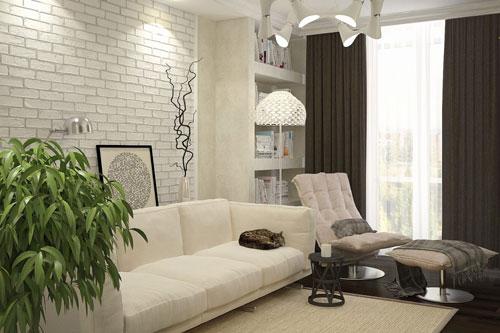 Как увеличить пространство маленькой квартиры?