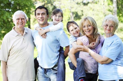 Конфликт поколений. Почему редко встречаются семьи, в которых его нет?