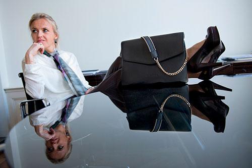 Кожаные сумки для деловых женщин