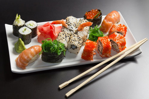 Любителям японской кухни