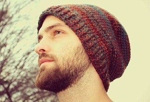 Модные мужские головные уборы