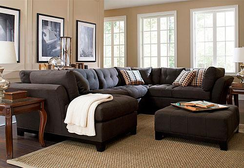 Нюансы в выборе дивана для гостиной