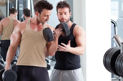Польза персональных тренировках