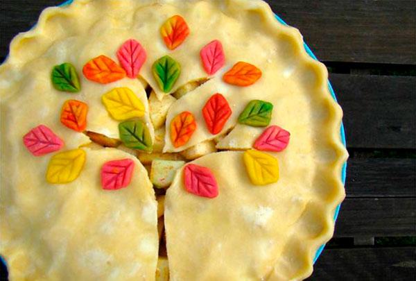 Пирог - символ домашнего уюта и благополучия
