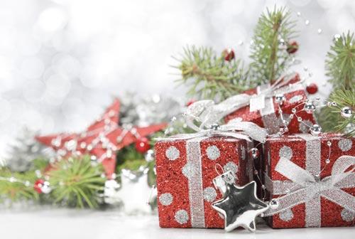 Подарки и сюрпризы на Новый год