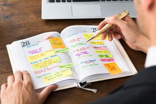 Способы распределения продуктивности в течение дня