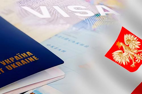 Рабочая виза в Польшу при безвизовом режиме
