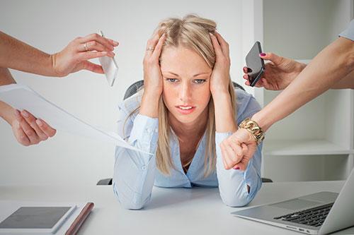 Что делать, если работа стала источником стресса?