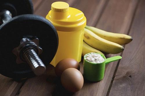 Спортивное питание, его назначение и цели