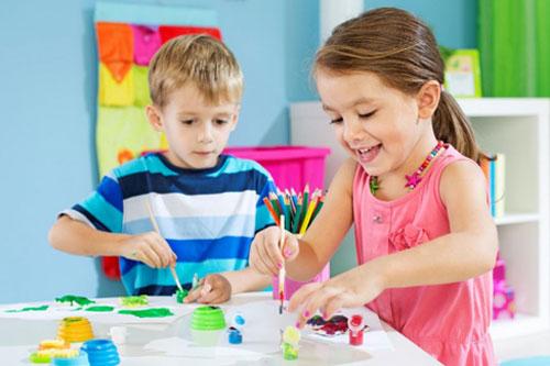 Развивайте творческую активность детей
