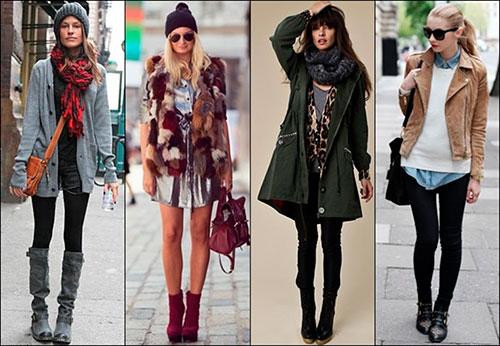 Виды стилей в одежде. Самые известные образы