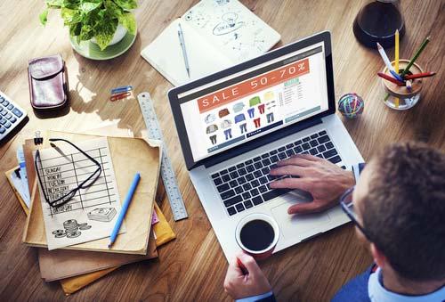 Выгодный онлайн-шопинг с помощью посредника