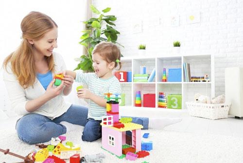 Зачем детям играть в конструктор?