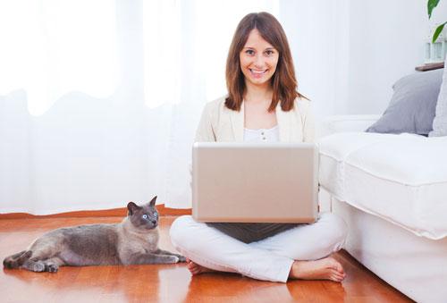 Заработок на дому: 10 идей для женщин