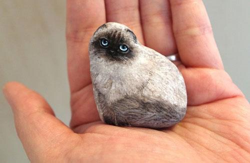 Живые или нет? Невероятно реалистичные животные из камня
