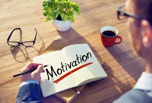 5 секретов мотивации и вдохновения