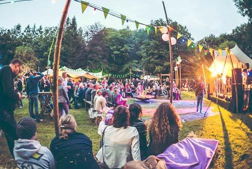 Афиша фестивалей лета 2018