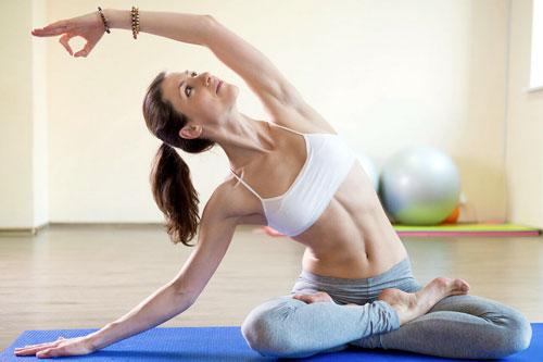 Чем полезна йога?