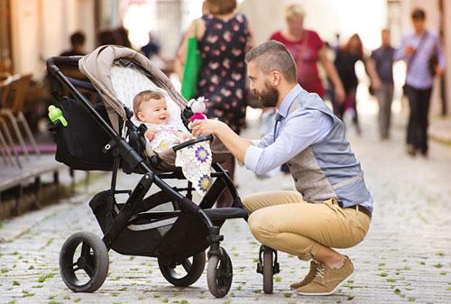 Гид по выбору детской коляски