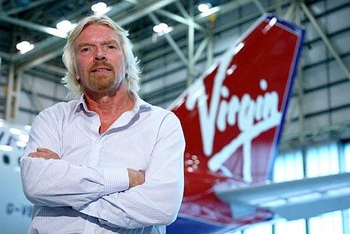 История Ричарда Брэнсона — бизнес в стиле Virgin