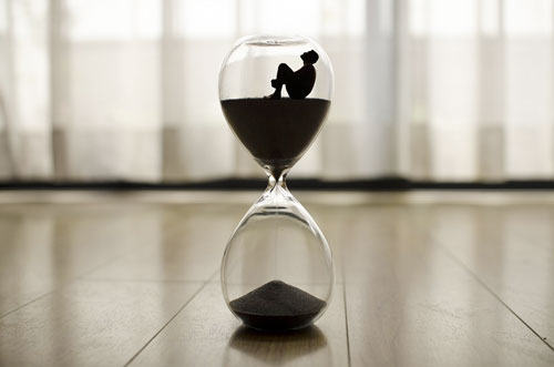 Как остановить внутреннее время?